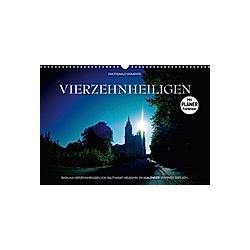 Vierzehnheiligen (Wandkalender 2021 DIN A3 quer) - Kalender