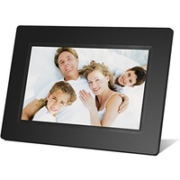 Braun DigiFrame 711 Digitaler Bilderrahmen 17,8 cm (7 Zoll) schwarz