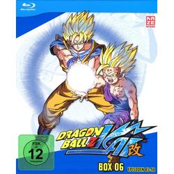 Dragonball Z Kai - Box 6  [2 BRs]