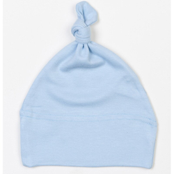 Baby One Knot Hat | Babybugz dusty blue