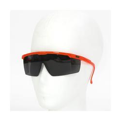 FUXTEC B507-G Sicherheitsbrille getönt mit Logo