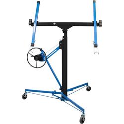 GÜDE Plattenheber Trockenbau Lift GTL 335, Hebebereich 120 - 335 cm blau