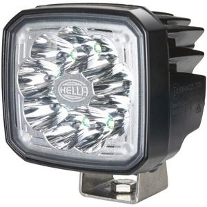 HELLA 1GA 995 506-101 LED-Arbeitsscheinwerfer - Ultra Beam - 12/24V - 2200lm - Anbau - stehend - fokussierbar - Stecker: DEUTSCH Stecker
