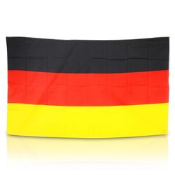 WM Fahne Deutschland