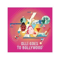 Olli, The Bollywood Orchestra - Olli Goes To (CD)