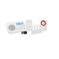 Olympia Alarmanlage Protect 9878 Weiß (6003)