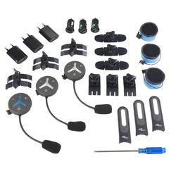 Bluetooth Sprechanlage x 3 Stk - TREETALK TRIO Nachrüstset