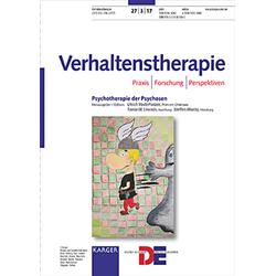 Psychotherapie der Psychosen: Buch von Iver Hand/ Hans-Ulrich Wittchen