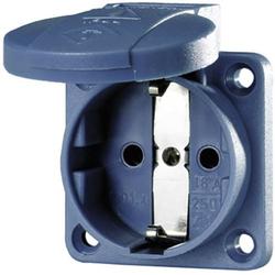 MENNEKES 11031 Anbau-Steckdose IP54 Blau