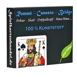 Kartenspiel 'Rommé'
