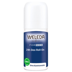 Weleda For Men 24h Deo Roll-On 50 ml