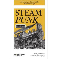 Steampunk kurz & geek