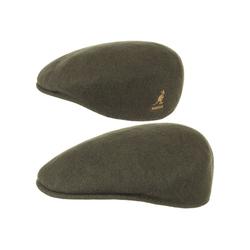 Kangol Flat Cap (1-St) mit Schirm gr�n S (54-55 cm)