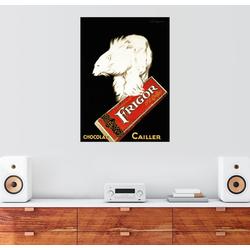 Posterlounge Wandbild, Frigor Schokolade (französisch) 70 cm x 90 cm