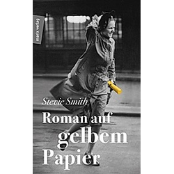 Roman auf gelbem Papier. Stevie Smith  - Buch