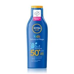 NIVEA SUN Kids Schutz & Pflege LSF 50+ krem do opalania  200 ml
