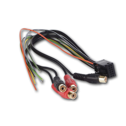 Vorverstärker Adapter Audi ab 05 mit Navi Plus