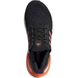 adidas Ultraboost 20 W core black/signal coral/cloud white 38