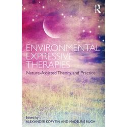 Environmental Expressive Therapies: eBook von