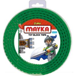 BOTI Konstruktions-Spielset Mayka Tape - Medium 2m 2 Studs - Grün