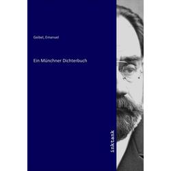 Ein Münchner Dichterbuch als Buch von