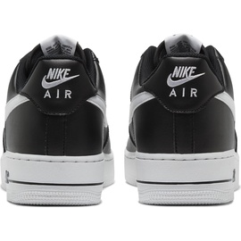 Nike Men's Air Force 1 '07 black/white 46