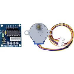 MAKERFACTORY Schrittmotor-Treiber-Modul MF-6402411 Schrittmotor 1St.