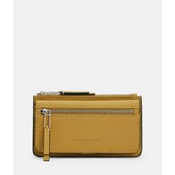 Liebeskind Berlin - große Brieftasche aus Leder,  Gelb, Größe 1