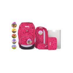 ergobag Schulranzen Pack, PET rosa