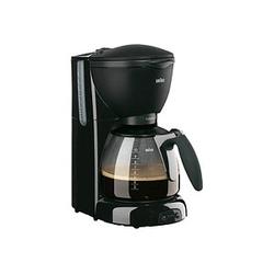 BRAUN KF 560/1 PurAroma Plus Kaffeemaschine schwarz