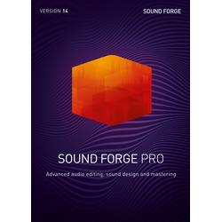 Magix Sound Forge Pro 14