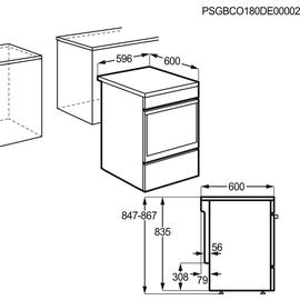 AEG CIB6643ABM
