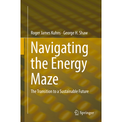 Navigating the Energy Labyrinth als Buch von George H. Shaw/ Roger James Kuhns