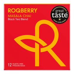 "Tee Roqberry ""Masala Chai"", 12 Stk."