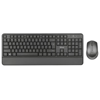 Trust Thoza Wireless Tastatur DE Set (22623)