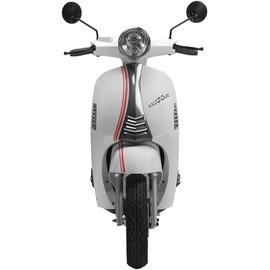 LUXXON E3000 3000 Watt 45 km weiß