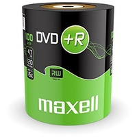 Maxell DVD+R Gold Protection 4.7GB 16x 50er Spindel
