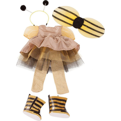 GÖTZ Puppenkleidung Puppenkleidung Ensemble Busy Bee, 45-50 cm