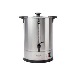 ONVAYA Filterkaffeemaschine Gastro Filterkaffeemaschine, Kaffeespender für große Mengen, Industrie Kaffeemaschine, Mengenbrüher mit Heizelement, 10,5l Kaffeekanne 10,5 l