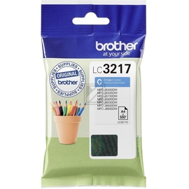 Brother LC-3217C cyan