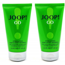 Joop Go 2 x 150 ml Showergel Duschgel Shower Gel Set