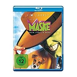 Die Maske - Von Null auf Held - DVD  Filme