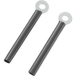 TRU Components TC-CWR3-32203 Kabelhalter schraubbar 1593085 Schwarz