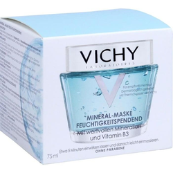 Vichy Feuchtigkeitsp. Maske