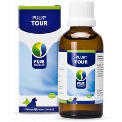 Puur Tour (reizen) voor hond en kat  50 ml