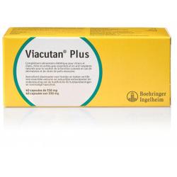 Viacutan Plus Capsules voor hond en kat  40 capsules