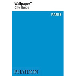 Wallpaper City Guide Paris. Wallpaper  - Buch