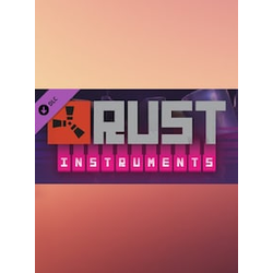 Rust - Instruments (PC) - Steam Gift - EUROPE -