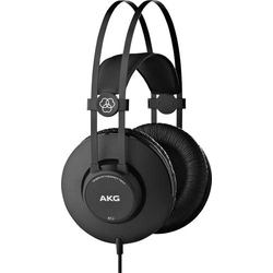 AKG Harman K52 Studio Over Ear Kopfhörer Over Ear Schwarz
