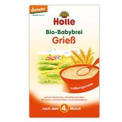 HOLLE Bio Babybrei Grieß 250 g